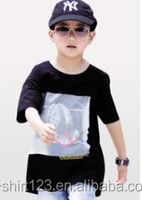 China wholesale good quality custom t shirt printing for kids