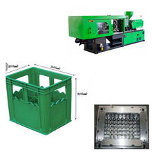 500 ton injection molding machine for beer case