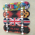 EN13613 approved heat transfer printing professional skateboards