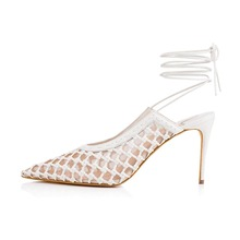 Best Selling Beautiful Ivory Wedding Party Shoes Of Girls