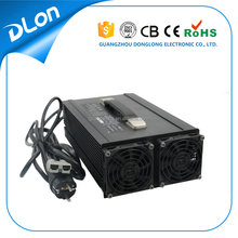 2000w high efficiency charging battery charger 48v 30a lead acid for electric golf cart for disable