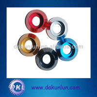 Anodized aluminum Cup Washers