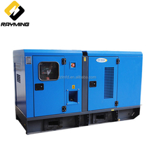 CE Approved Diesel 30kw Silent Generator With Cummins 4BT3.9-G2 Engine