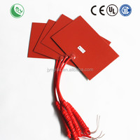 silicone band heater with cable vented gas heaters