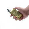 e cig mod Nano120W 18650cell die cast &stainless steel from Teslacigs manufacturer