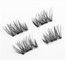Wholesale custom lashes packaging magnetic lashes horse hair eyelashes