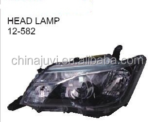 High quality Auto spare parts HEAD LAMP For 2012-2014 Toyota Corolla AXIO/FIELDER