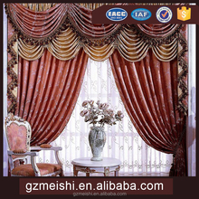 royal design two ply polyester living room curtain