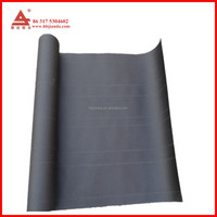 smooth surface light weight factory sales asphalt roofing felt, roofing paper, tar felt black building paper