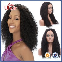 Wholesale Cheap Unprocessed 100% Malaysian Human Virgin Hair Natural Curly Hair Wig Natural Scalp Wig Kinky Curly Full Lace Wigs
