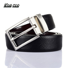 Leather material customize size 3 inch 2 leather work belt for leather garment