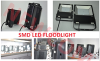 Cool White Smd Led Security Spotlight 30w Led Floodlight Ip65