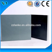 Supply 4x8 foam sheets Material Pvc Wpc Formwork Black Board for construction building