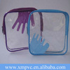 2014 travel clear pvc travel cosmetic bag XYL-D-C649