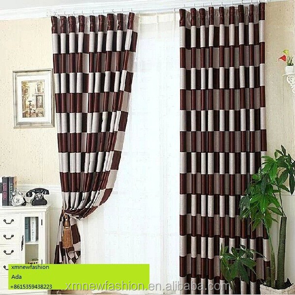 check fabric for curtain latest curtain designs checker machine washable blackout curtain for window design stock fabrics