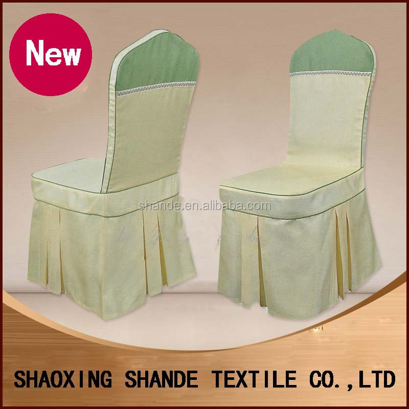 shande supplier environment friendly materials spandex chair cover