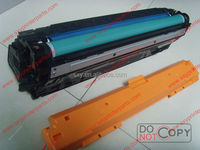 color toner cartridge compatible for hp 650a, free sample for lcd wall clock