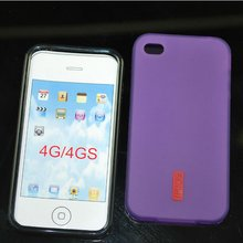 Mobilephone tpu cover for iphone 4g 4s