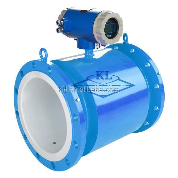 China manufacturers supply economic electromagnetic water flow meter