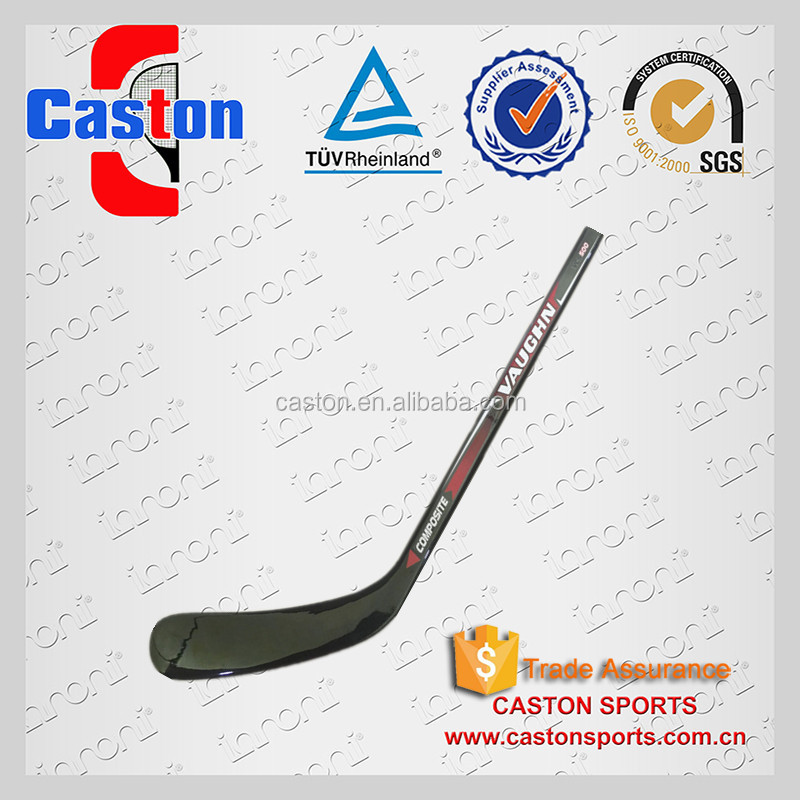 Carbon fiber hockey sticks