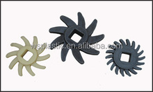 Customized Polyurethane Star Wheel at low price