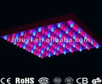 promotional price new arrive flower vegetable led grow light panel 14w dual spectrum led grow light