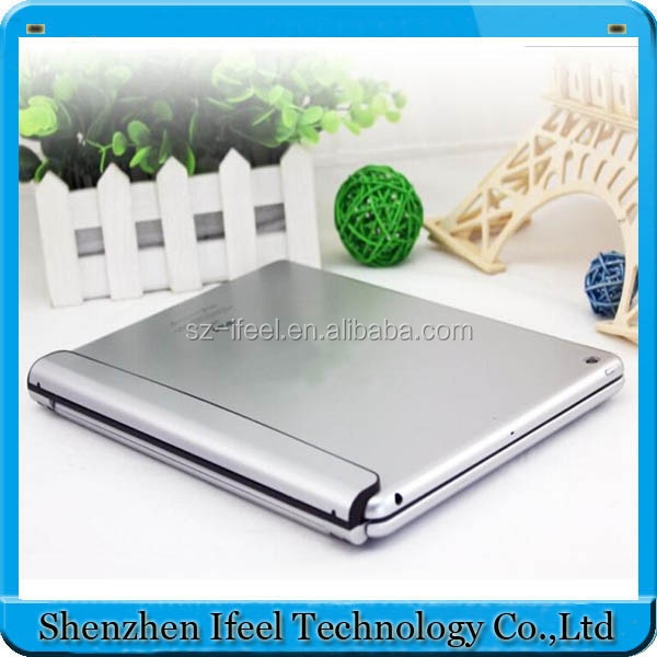 Slim Aluminum Metal Bluetooth Wireless Keyboard For iPad Air 2