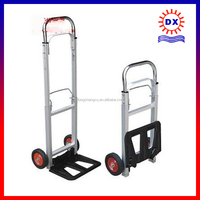 All Kinds Of Types Adjustable Iron Hand Trolley