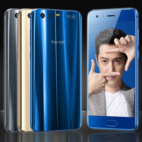 Original Huawei Honor 9 STF-AL10, RAM 6GB TOM 128GB 5.15 inch android 7.0 mobile phone online shopping india