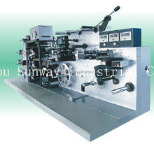 ABL Tube Material Printing Machine for Toothpaste Cosmetic