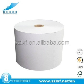 The most popular cheap thermal paper 2 1/4 in china direct thermal paper roll 57*40 sparco thermal paper roll