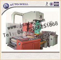 Automatic Aluminum Foil Container With Lid Punching Machine With Long Life