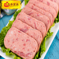 supply pork luncheon meat,top selling products ,wholesale canned meat