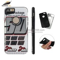 Armor Hybrid Case 2 in 1 Combo Cover For Samsung Galaxy S3 S4 S5 case
