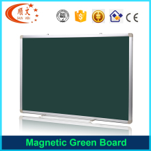 Outdoor simple design folding portable solid wood chalkboard with stand