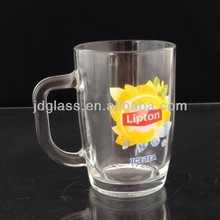 11oz Lipton Glass Mug with your logo