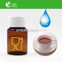 Black Tea Food Flavour Concentrated Liquid Fruit Essence