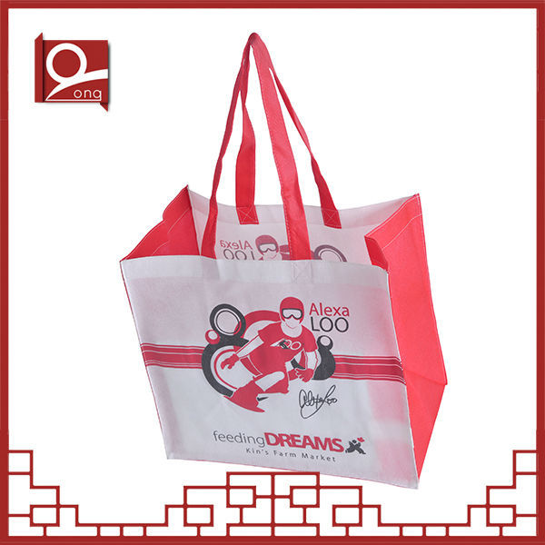 High Quality Factory Price eco-friendly promotion non woven bag