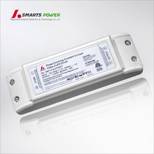 IP20 plastic case 1200ma 45w 30-40v constant current triac dimming led driver