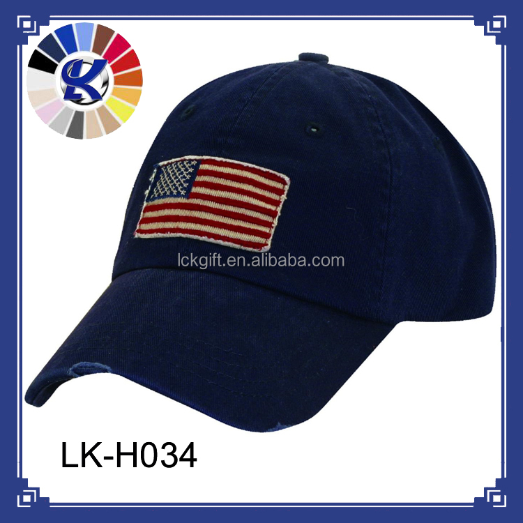 Custom Logo 3d Embroidery Sports Cap