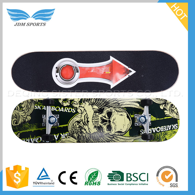 China Factory New Arrival Custom Skateboard Decks