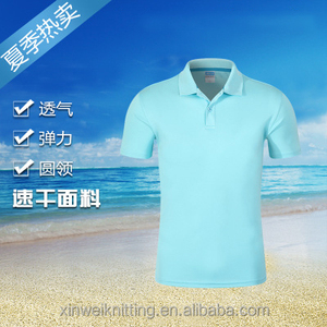 Wholesale dry fit polyester fabric t shirt