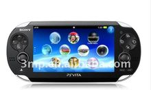 Free sample and Hottest ultra clear and fingerprint screen protector for Sony PS Vita Game Console