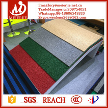anti slip door mat roll pvc carpet roll without backing