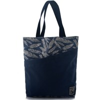 High quality print recyclable canvas tote bag with long webbing handles