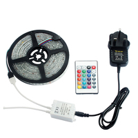 24Key IR Remote 2A UK Plug