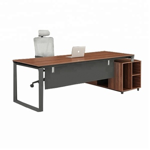 Economical desk wood furniture executive design photos office table for manager