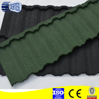 Colorful Stone Coated Metal Roofing /Steel Roofing Tile