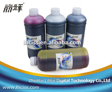 Zhuhai Lifei hot sale 500ml 4 color Ink for Canon for Latin American