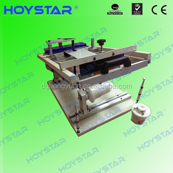 cheap price screen printing machine for silicon wristband